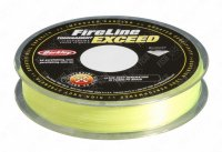 Шнур Berkley Fireline Tournament Exceed Green