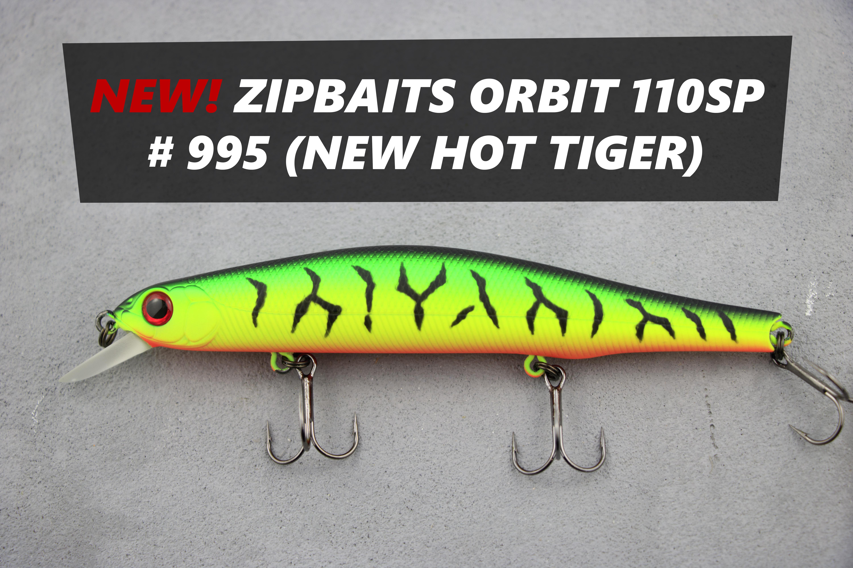 Воблер ZipBaits 110SP # 995