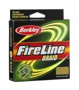 Шнур Berkley Fireline Radial Braid