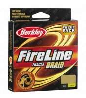 Шнур Berkley Fireline Radial Braid Tracer