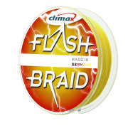 Шнур Climax Flash Braid Yellow