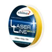 Шнур Climax Laser Line Braid Yellow-Orange