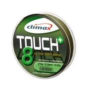Шнур Climax Touch 8+ Dark Green
